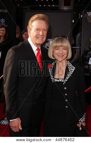 "LOS ANGELES - APR 25:  Wink Martindale arrives at the TCM Classic Film Festival Opening Night Red Carpet ""Funny Girl"" at the Chinese Theater on April 25, 2013 in Los Angeles, CA"