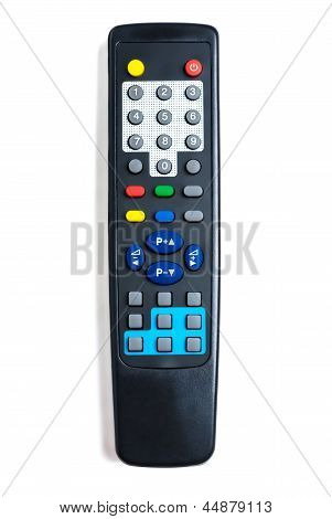 Remote Control isolated on a white background