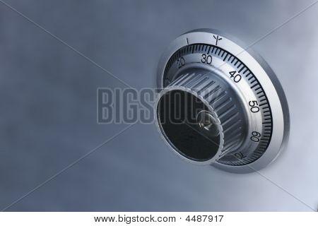 Caja fuerte de seguridad