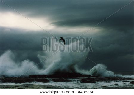A Crash Of Waves