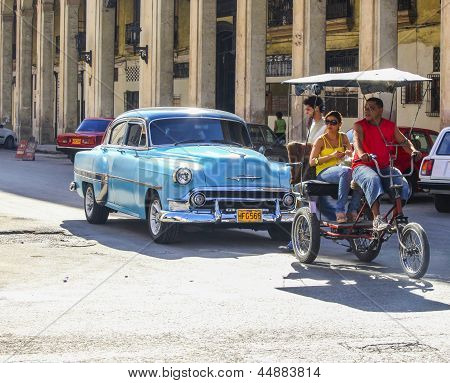 Cuban Transport
