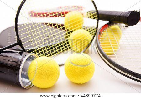 Racket Sports Compilation.
