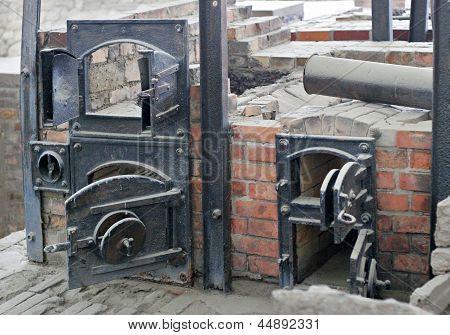 Nazi Ovens