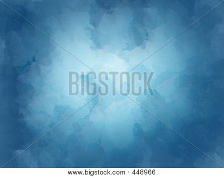 Blue Cloudy Bg