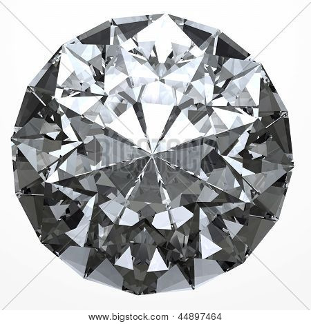 Round gem
