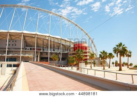 Khalifa Sports Stadium