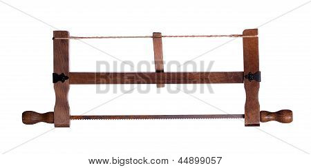 Old Wooden Saw