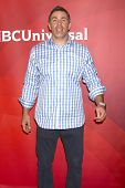 LAS VEGAS - APR 22:  Kurt Warner at the NBCUniversal Summer Pres Day 2013 at the Huntington Langham