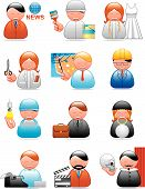 Occupations Icons