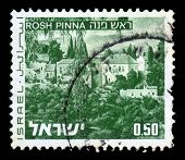 Landscapes Of Israel, Rosh Pinna
