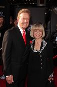 LOS ANGELES - APR 25:  Wink Martindale arrives at the TCM Classic Film Festival Opening Night Red Ca