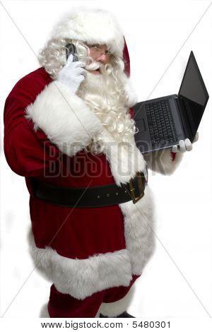 Busy Santa!