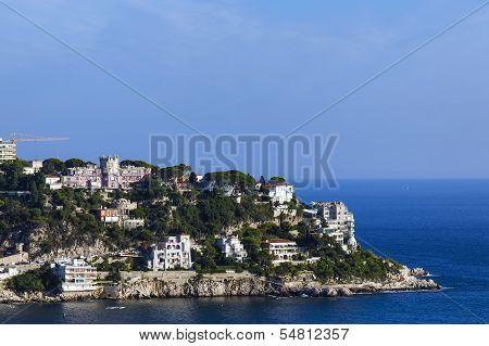 France , Cote d'Azur . Nice, Cape Mont Boron