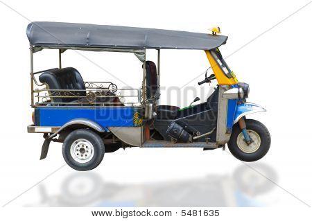 TukTuk Taxi In Thailand