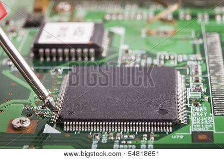 Microchip Measurment