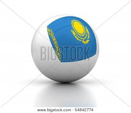 Kazakh Volleyball Team