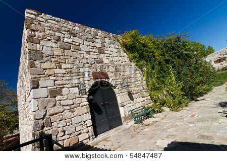 Building in Bodrum Castle