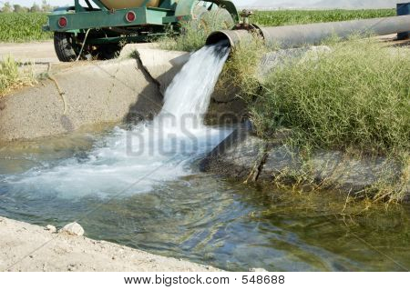 Irrigation Ditch 1