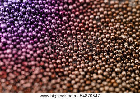 Pile Multicolored Balls