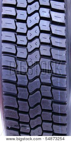 Vehicle Wheel Tyre.