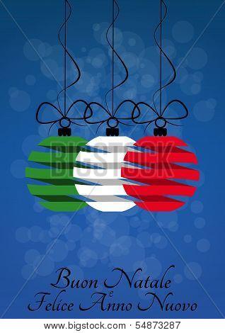 Xmas Italian