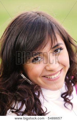 Sincere Smile