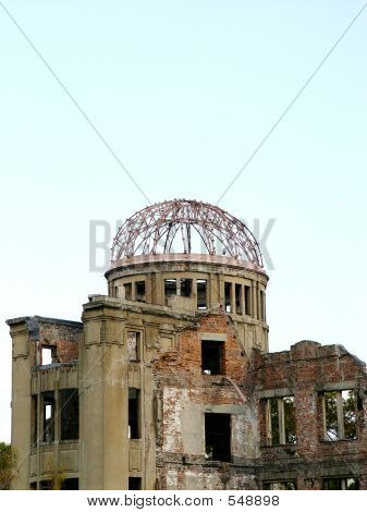 Japan Hiroshima A Bomb Dome