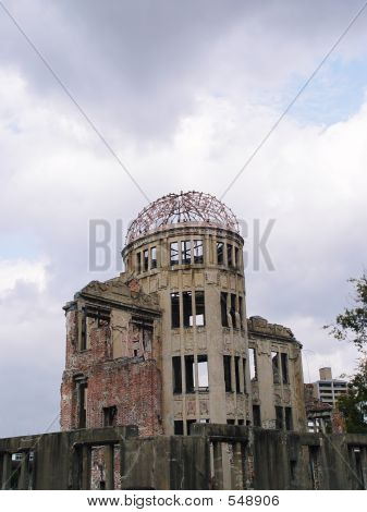 Japan Hiroshima A-bomb Dome