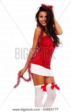 Santa Sexy Helper