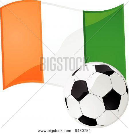 Cote d'Ivoire soccer