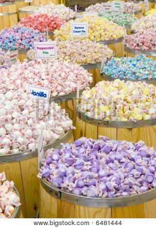 Barrels Of Candy