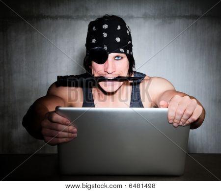 Piratas de Internet