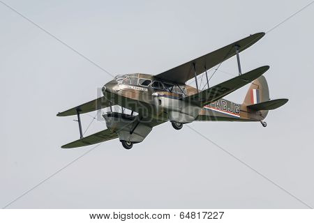 Dragon Rapide aircraft