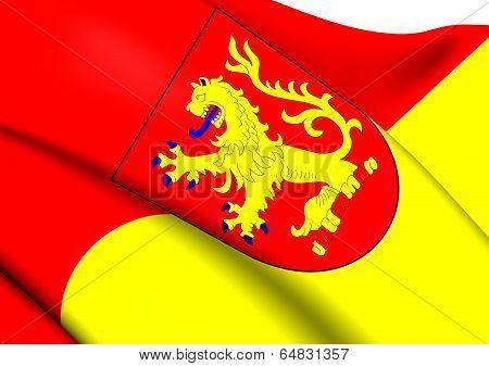 Flag Of Langenhagen