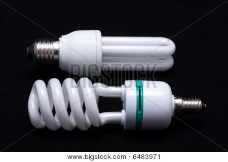 Fluorescent economical lamp