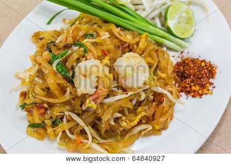 Pad Thai (thai Food Street)