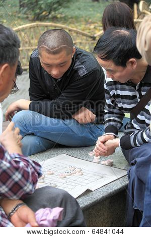 Chinese local culture