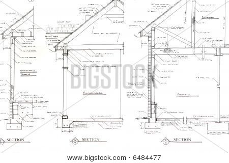 Construction Blueprint Documents