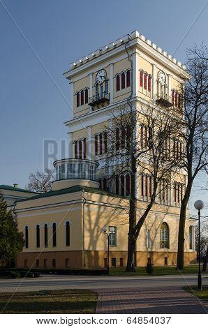 Gomel, Rumyantsev-paskevich Palace. Tower