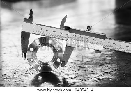 Vernier Caliper Measurement
