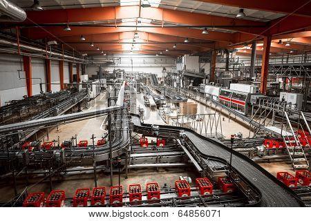 Brewery Interior