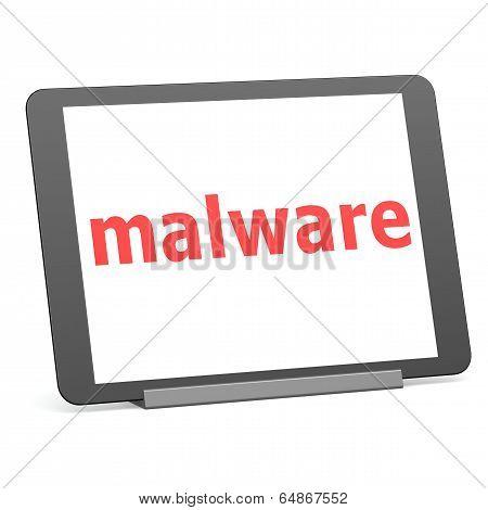 Tablet Malware