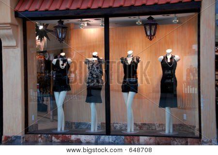 Janela de Boutique