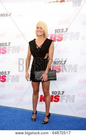 LOS ANGELES - MAY 10:  Peta Murgatroyd at the 2014 Wango Tango at Stub Hub Center on May 10, 2014 in Carson, CA