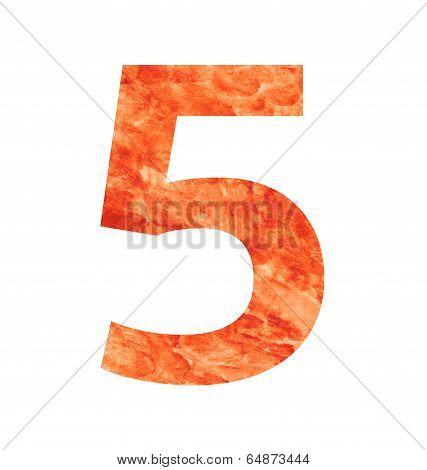 5 Land Number