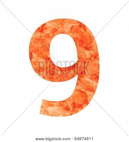 9 Land Number