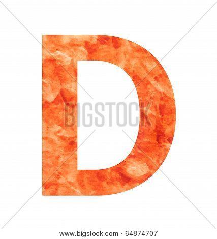 D Land Letter