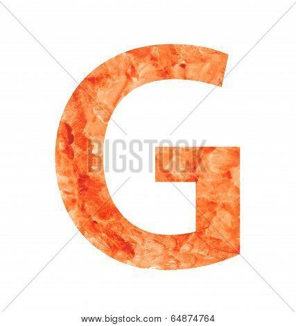 G Land Letter