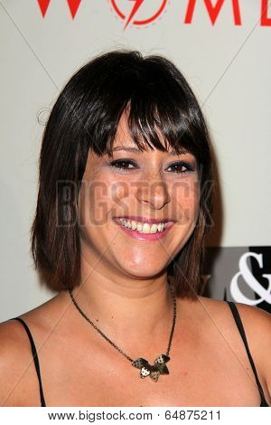 LOS ANGELES - MAY 10:  Kimberly McCullough at the L.A. Gay & Lesbian Center's