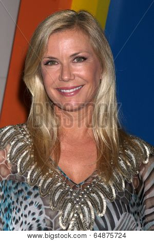 LOS ANGELES - MAY 6:  Katherine Kelly Lang at the Bold & Beautiful Celebrates Emmy Nominations at CBS Television City on May 6, 2014 in Los Angeles, CA